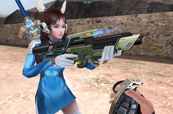 Game truy kích có kho tàng vũ khí đa dạng và mới mẻ tạo sự cuốn hút đối với các game thủ