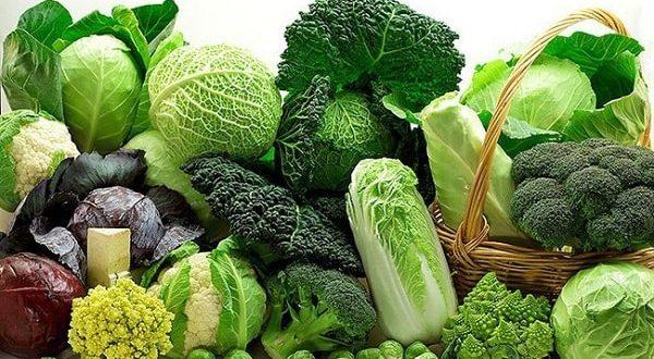 Hãy bổ sung nhiều rau cho cơ thể