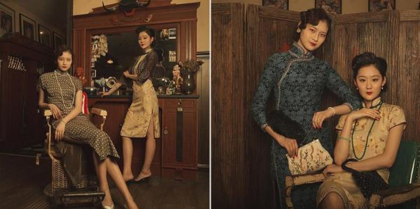 Sườn xám là trang phục truyền thống đặc trưng cho bản sắc văn hóa của Trung Quốc