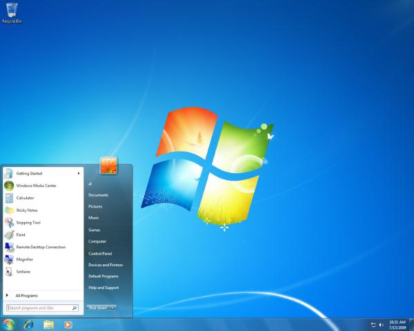 Cài đặt mật khẩu cho windows 7.