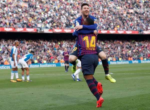 Messi là ông vua kiến tạo đỉnh nhất trong thập kỷ qua