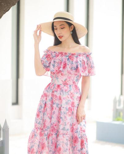 In váy đầm- công đoạn không thể thiếu để có sản phẩm đẹp