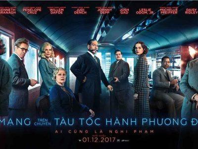 Nội dung của bộ phim kể về một vụ án trên tàu tốc hành Phương Đông