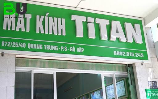 Mắt kính Titan có hệ thống cửa hàng nằm ở những vị trí đắc địa tại TP.HCM