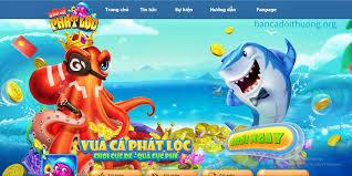 Game bắn cá phát lộc với nhiều tính năng mới lạ