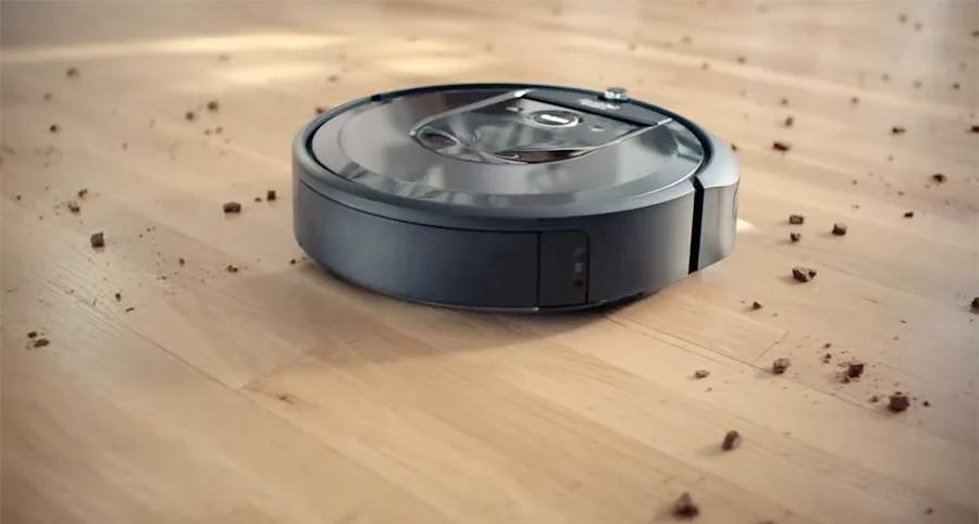 Robot nhỏ thì càng dễ làm sạch hơn