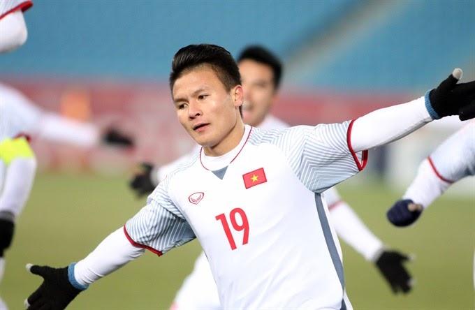 Giải vô địch bóng đá U20 thế giới 2017 là giải đấu cuối cùng của Quang Hải trong màu áo đội tuyển U19 quốc gia
