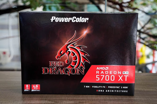 Red dragon RX 6800XT