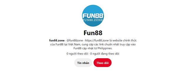 Trang Pin với Fun88 trên Pinterest