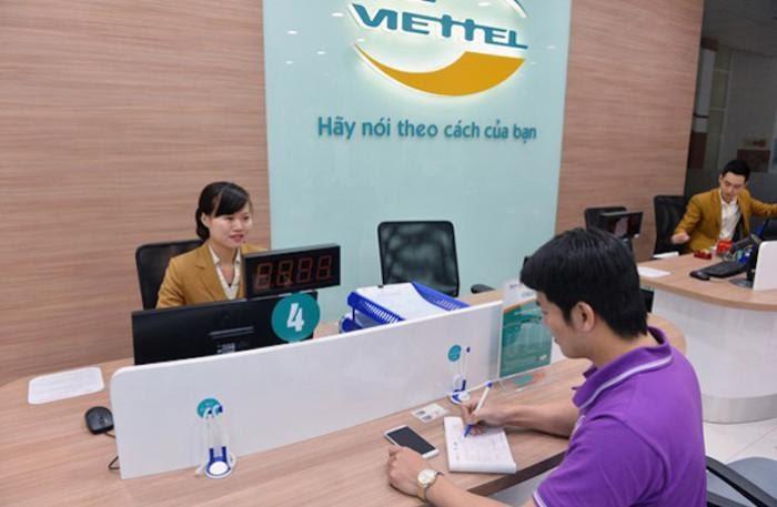 Bạn có thể ghé các điểm giao dịch gần nhất của Viettel để nhờ hỗ trợ