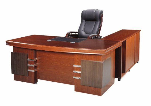 Mẫu bàn làm việc dành cho các cấp lãnh đạo- nội thất văn phòng đẹp